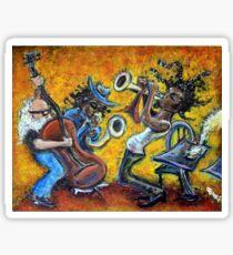 The Jazz Trio Sticker