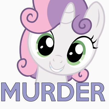 Sweetie Belle- Murder by icab