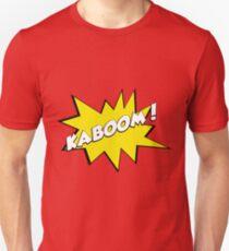 Kaboom! Slim Fit T-Shirt