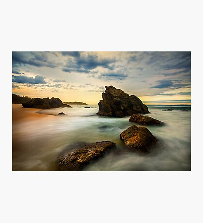 Sunset Sunday Photographic Print