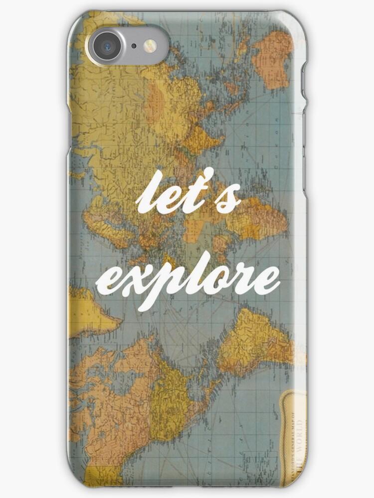 Let's Explore by agentsromanoff