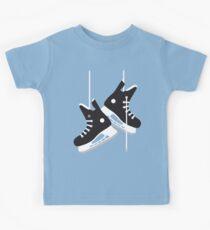 Ice hockey skates Kinder T-Shirt