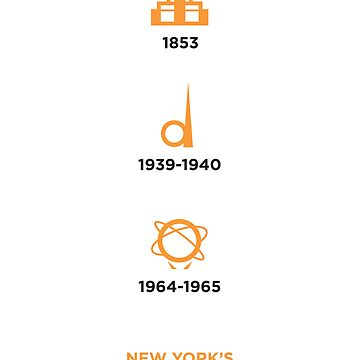 New York's World's Fairs by UrsoChappell