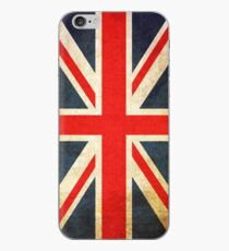 Grunge Effect Union Jack iPhone-Hülle & Cover