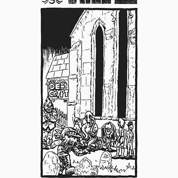 The Vale - De Crypt Club by Kuzimu