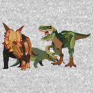 Dinosaurs by Amy Palmer