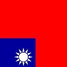 Republic of China Flag by pjwuebker