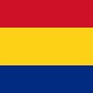 Romania Flag by pjwuebker