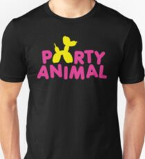 Party Animal Slim Fit T-Shirt