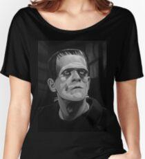 Frankenstein's Monster Women's Relaxed Fit T-Shirt