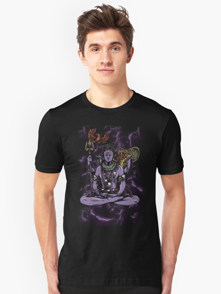 Mythical Witch Doctor Unisex T-Shirt Front