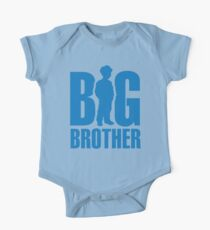 Big Brother One Piece - Short Sleeve
