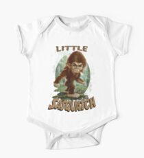 Little Sasquatch Art for Kids Kids Clothes