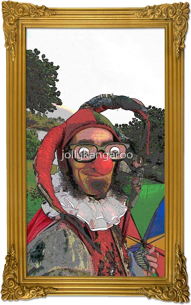 Other Worldly Fool by jollykangaroo