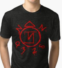 Supernatural angel sigil Tri-blend T-Shirt