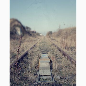 abandoned railway  by Samcain95