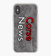 CorseNews Support us iPhone Case