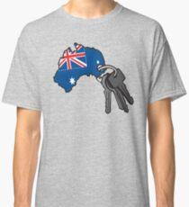 Keys to Australia  Classic T-Shirt