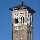 St. John the Evangelist church tower by nealbarnett