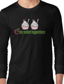 Dr. Horrible Crazy Random Happenstance Long Sleeve T-Shirt