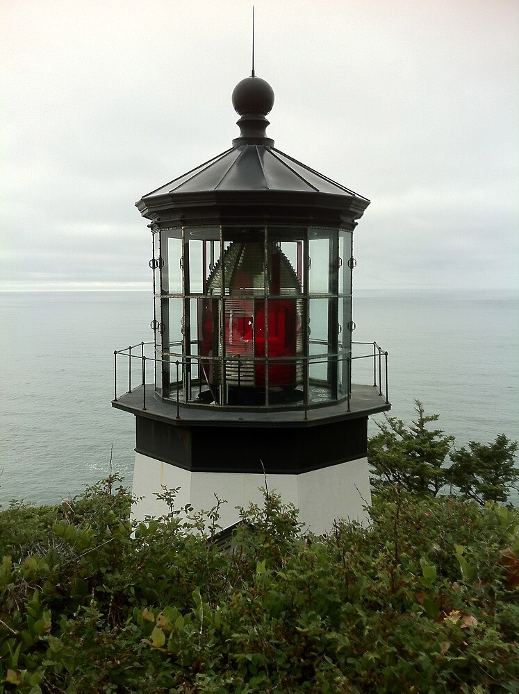 Lighthouse by tjuarez