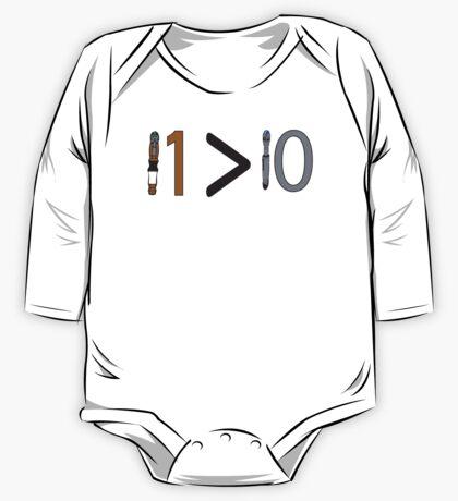 Gallifreyan Math Kids Clothes