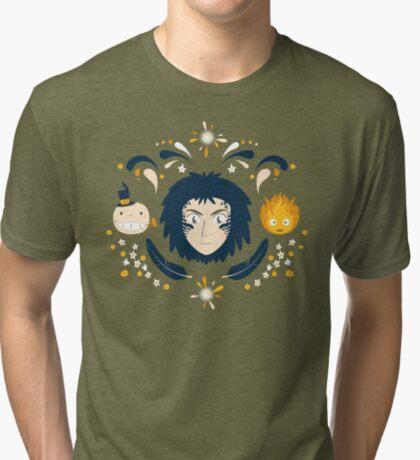 Howl Tri-blend T-Shirt