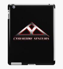 Cyberdine Systems - Red iPad Case/Skin
