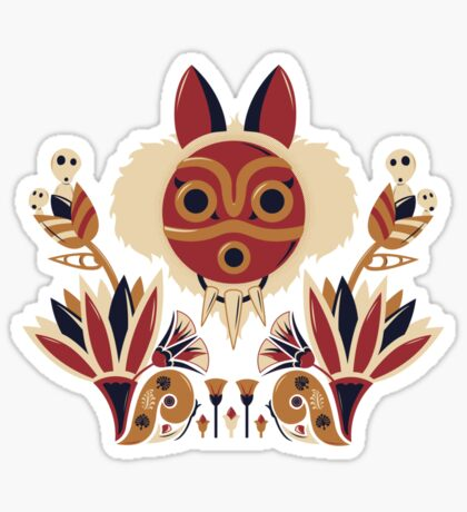 Mono Deco Sticker