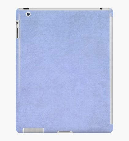 Blue and beyond iPad Case/Skin