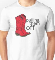 How I met your mother Pulling them off Unisex T-Shirt