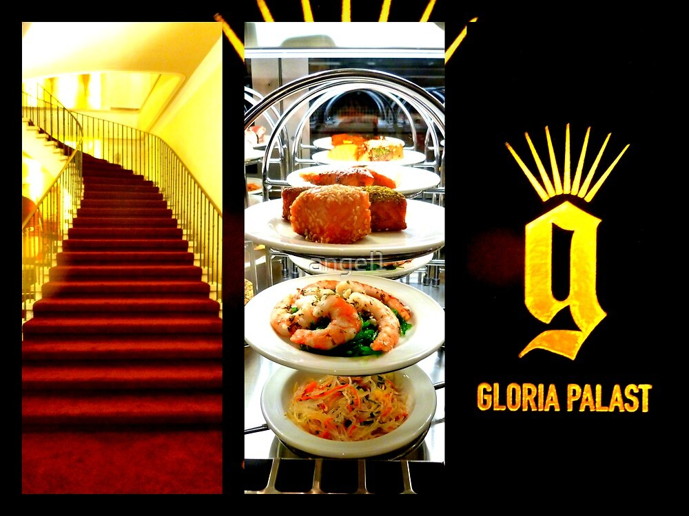 Gloria Palast Munich by ©The Creative  Minds