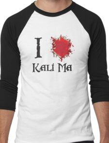 Indiana Jones I love Kali Ma Men's Baseball ¾ T-Shirt