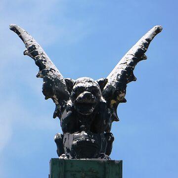 Gargoyle by kchase