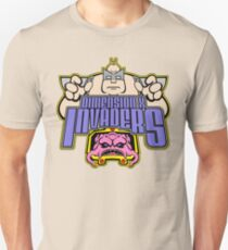 Dimension X Invaders  T-Shirt