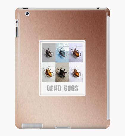 Dead Bugs VRS2 iPad Case/Skin
