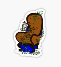 LivingChair Sticker