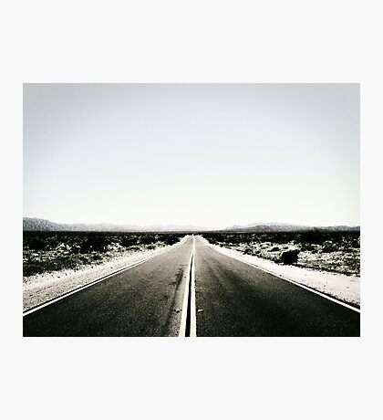 Desert Road VRS2 Photographic Print