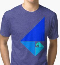 Golden ratio Tri-blend T-Shirt