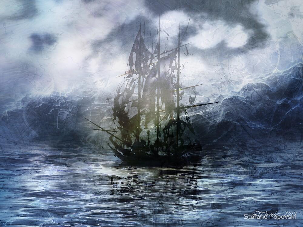 Strait of Magellan by Stefano Popovski