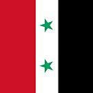 Syria Flag by pjwuebker