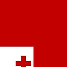 Tonga Flag by pjwuebker