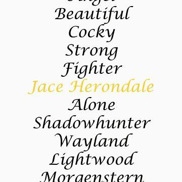 Jace Herondale by TMIcommittee