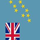Tuvalu Flag by pjwuebker