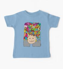 All in my head - cool variations of freams Baby Tee