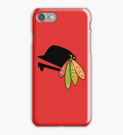 Blues Brothers of the Four Feathers iPhone Case/Skin