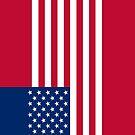 United States Flag by pjwuebker