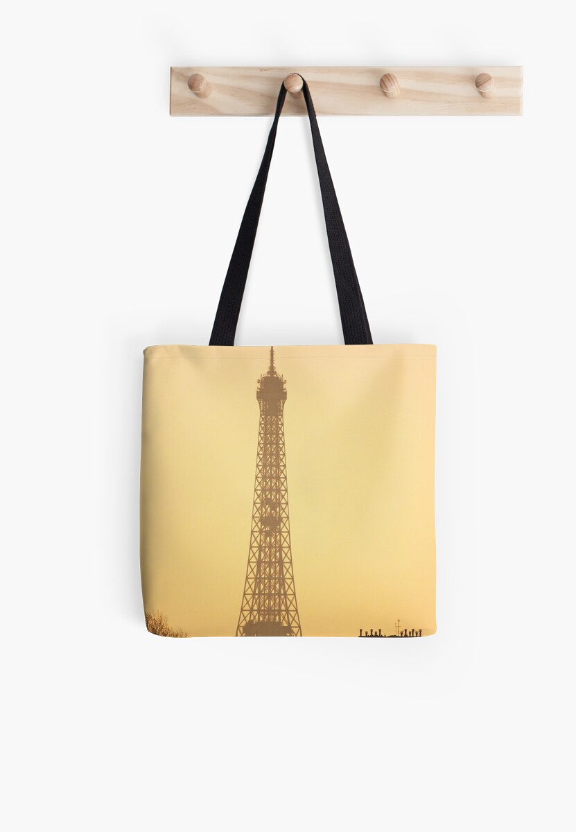 Eiffel Tower sunset, Paris. France by graceloves