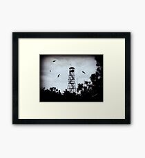 Ranger's Tower Framed Print