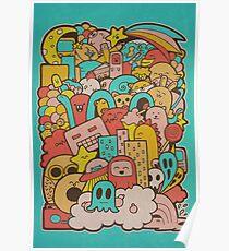 Doodleicious Poster